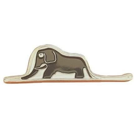 """Значок эмалированный """"Маленький принц. Слон"""""""