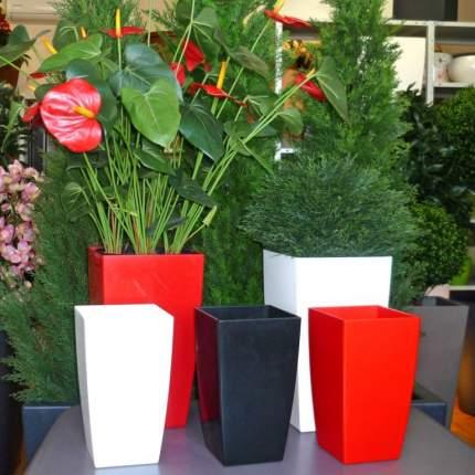 Кашпо для цветов Urbi Square DURS265-S449 (11/26,6 л) 2 предмета