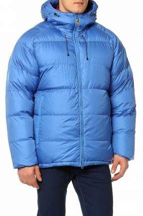 Пуховик мужской FjallRaven 81390.525 голубой S