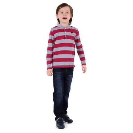 Футболка детская PlayToday, цв. серый, р-р 134