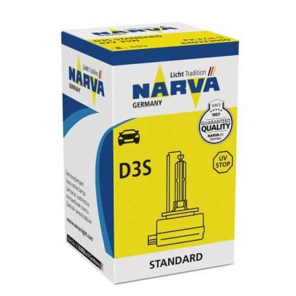 Лампа Газоразрядная D3s 42v 35w Pk32d-5 Narva арт. 84032