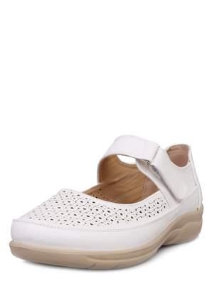 Туфли женские T.Taccardi 710018037 белые 38 RU
