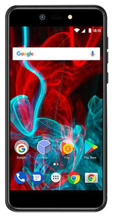 Смартфон BQ BQ-5211 Strike 8Gb Black