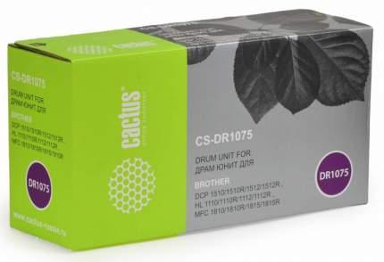 Фотобарабан для лазерного принтера и копировальных аппаратов CACTUS CS-DR1075, черный