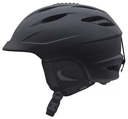 Горнолыжный шлем Giro Seam 2017, черный, XL