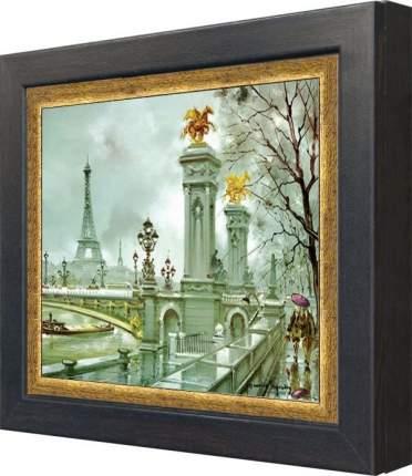 """Ключница """"Paris II"""" Венге"""