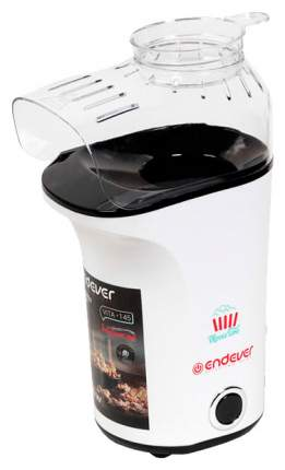 Попкорница Endever Vita-145 Белый, черный