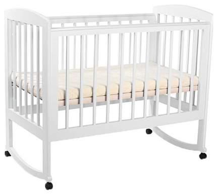Детская кровать Лель Ромашка АБ 16.0, Белый