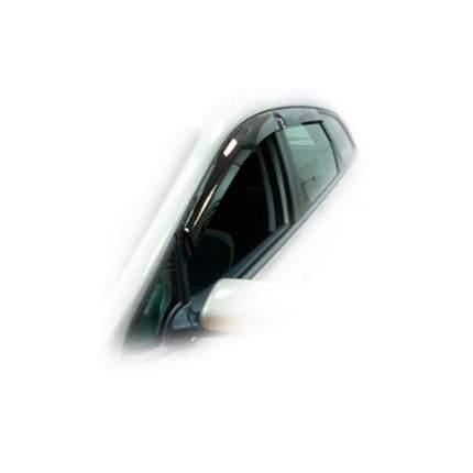 Дефлекторы на окна CA Plastic для Kia Ceed SW 2012–н.в. полупрозрачный