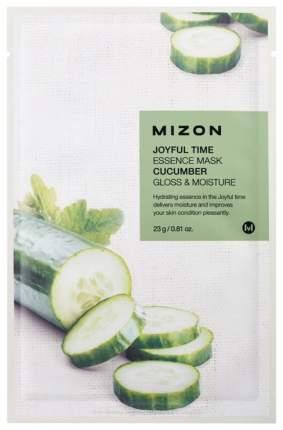 Маска для лица Mizon Joyful Time Essence Cucumber 23 г