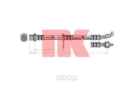 Шланг тормозной системы Nk 8545139 передний правый