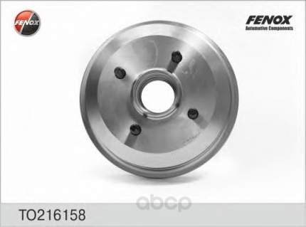 Барабан тормозной FENOX TO216158
