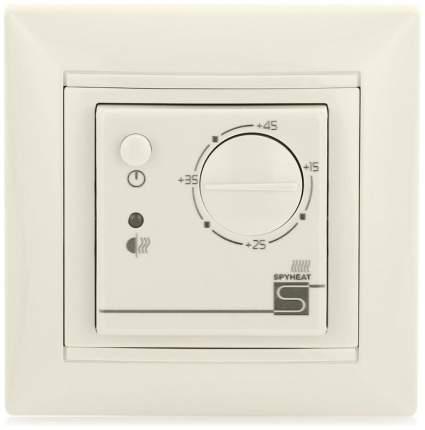 Терморегулятор SPYHEAT ETL- 308В беж, бежевый +15до+45С