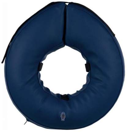 Воротник для домашнего питомца TRIXIE для собак надувной XXS синий