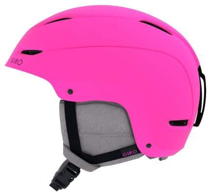 Горнолыжный шлем женский Giro Ceva 2019, темно-розовый, M
