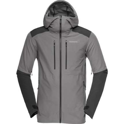 Спортивная куртка мужская Norrona Trollveggen Flex1, mercury, M