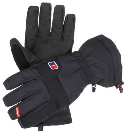 Перчатки Berghaus Mountain Aq Hardshell Glove черные XL