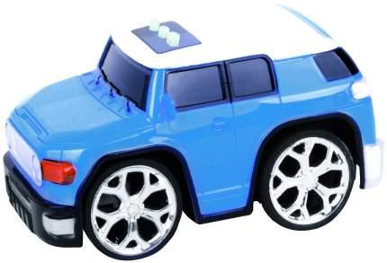 Машинка MKB интерактивная со светом и звуком синяя
