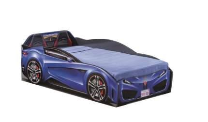 Кровать-машина Cilek Carbed Spyder синяя 70х130
