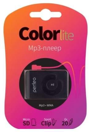 МР3-плеер с клипсой Perfeo Color-Lite Черный