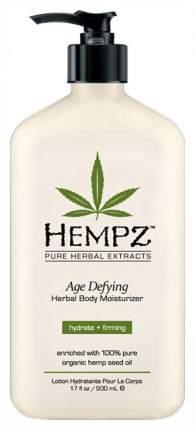 Молочко для тела Hempz Age Defying Herbal Moisturizer 500 мл