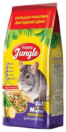 Корм для шиншилл Happy Jungle Happy Jungle 0.9 кг 1 шт