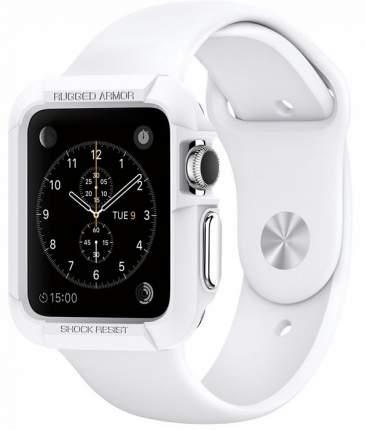 Чехол Spigen Rugged Armor Case (SGP11486) для Apple Watch 38mm (White)