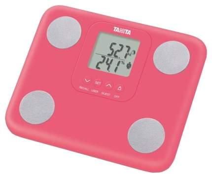 Весы напольные Tanita BC-730 цвет Розовый