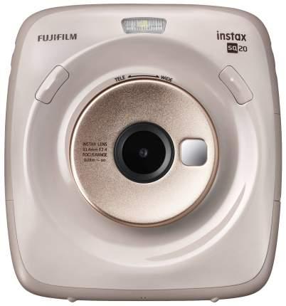 Фотоаппарат моментальной печати Fujifilm Square SQ20 цвет бежевый