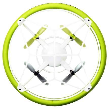 Радиоуправляемый квадрокоптер Silverlit Мини Бампер Дрон зеленый