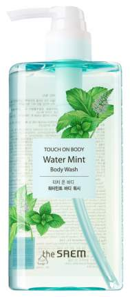 Гель для душа The Saem Touch on Body Water Mint Body Wash 300 мл
