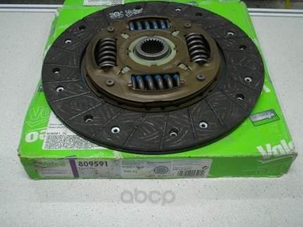 Комплект сцепления Valeo 809591