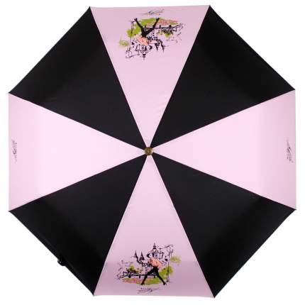 Зонт-автомат Flioraj 16021 FJ розовый