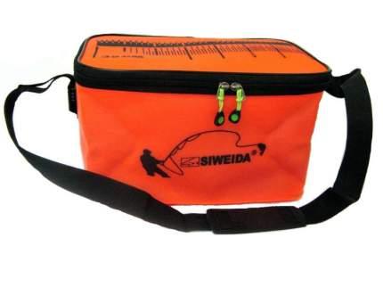 Рыболовная сумка Siweida 35 x 20 x 20 0043447 черно-оранжевая