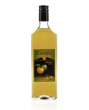 Сироп Sweetfill яблоко стекло 500 мл