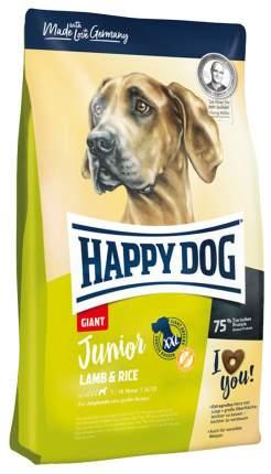 Сухой корм для щенков Happy Dog Junior Lamb & Rice, гипоаллергенный, ягненок и рис, 15кг