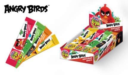 Кислая жевательная конфета Angry Birds Movie