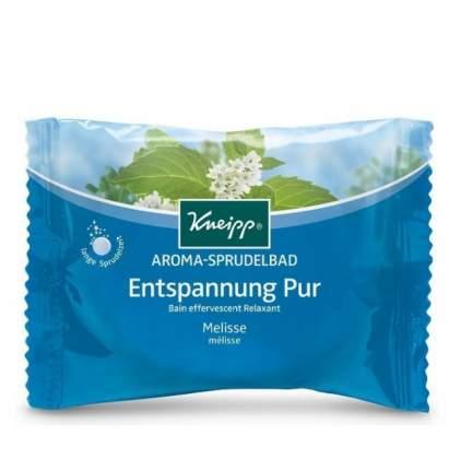 Соль для жемчужной ванны Kneipp ароматическая с Мелиссой Кратковременная дефектура