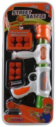 Огнестрельное игрушечное оружие 1TOY Street Battle Т13648