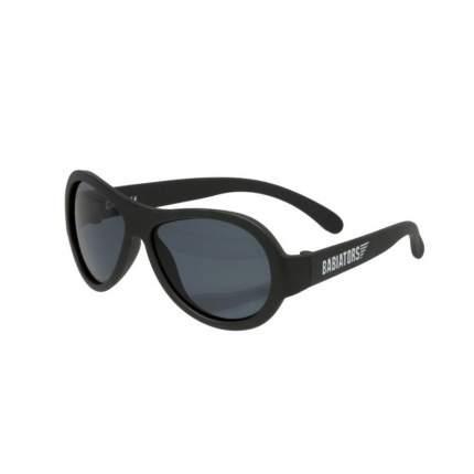 Детские солнцезащитные очки Babiators Original Aviator Черный спецназ Black Ops 3-5 лет