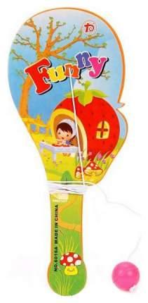 Ракетка с шариком Shantou Gepai Точно в цель