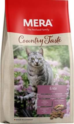 Сухой корм для кошек MERA Country Taste Ente, утка, 0,4кг