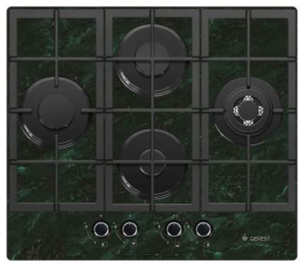 Встраиваемая варочная панель газовая GEFEST ПВГ 2231-01 К59 Green
