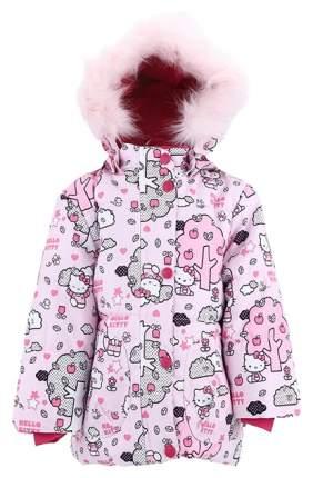 Куртка детская Huppa р.74-80 см розовый