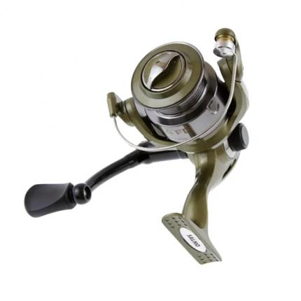 Рыболовная катушка безынерционная Salmo Sniper Spin 4 10FD