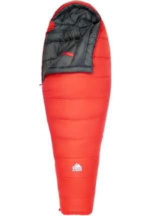 Спальный мешок Trek Planet Norge красный, левый