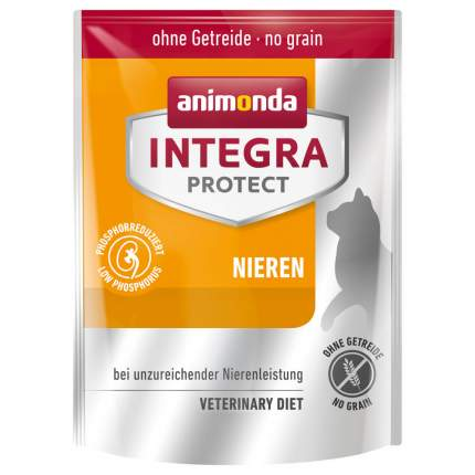 Сухой корм для кошек Animonda Veterinary Diet Integra Renal, овощи, 0,3кг