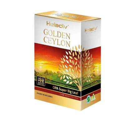 Чай Heladiv GC OPA super big leaf
