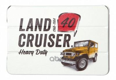 Кожаный чехол Toyota для Land Cruiser 40 TMHRT01LC40M для планшета iPad Mini