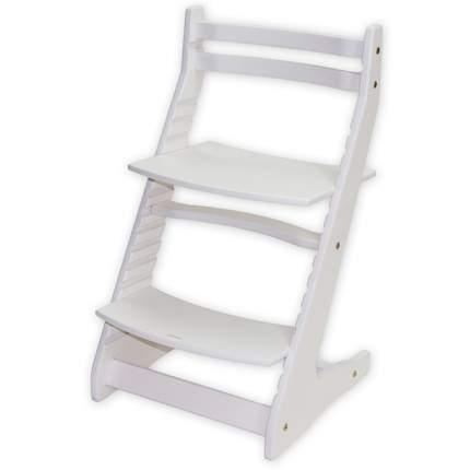 Детский растущий стул Вырастайка белый